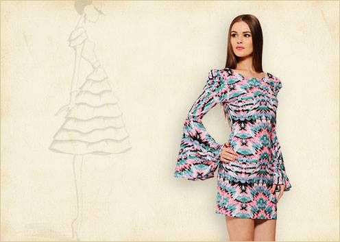 Oh 70's we'll love you forever we suppose wink emoticon  Shop the fun 70's here http://ridress.com/trends/70s-winter/