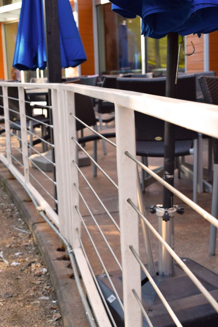 Pin on Meridian Stainless Steel Cable Railing System