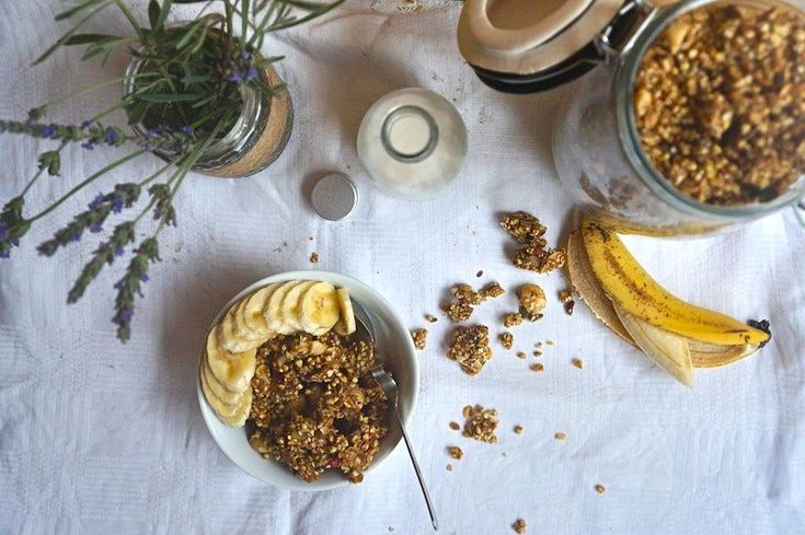 I love superfoods and I love granola! So I joined the two in marriage, and my goodness its a great one (;Its so nice to know your getting all this goodness in your breakfast bowl and it tastes ama...