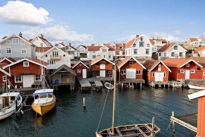 Coastal, Tången, Bohuslän, Sweden