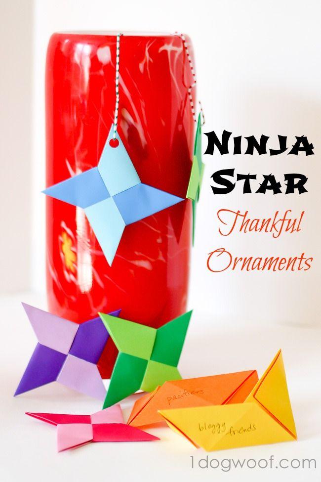 how to make the best ninja star
