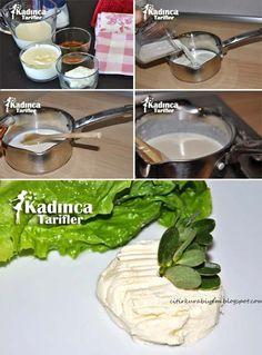 Ev Yapımı Labne Peyniri Tarifi | Kadınca Tarifler | Kolay ve Nefis Yemek Tarifleri Sitesi - Oktay Usta