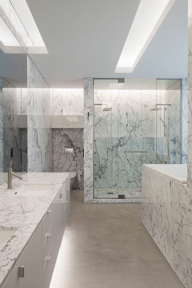 gallery of little big house robert maschke architects 13 - Small House Bathroom Design