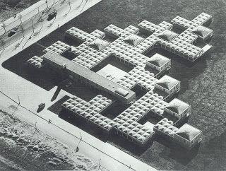 Aldo van Eyck - Orfanato municipal de Amsterdam (Burgerweeshuis)