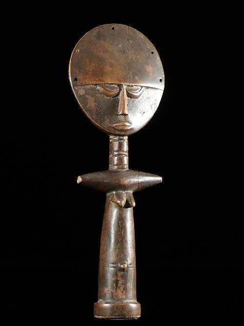 Akua Mma ou Akwaba - Ashanti - Ghana - Poupees Africaines - Art contemporain - ethnie Ashanti Asante