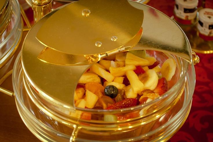 Hotel Matilde - Macedonia di frutta fresca, per un pieno di vitamine al vostro risveglio! #Versilia #MarinadiMassa #Hotel