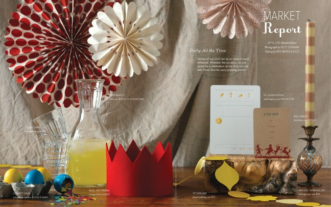 I was just referred to Joy's site by a friend.  This is a true visual feast.: Celebrity Decor, Antholog Magazines, Pop Of Colors, Christmas Decor Ideas, Birthday Parties, Tipografía Colors, Christmas Decorating Ideas, Origami Pap Crafts, Origamipap Crafts