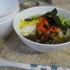 Чанчи Куксу - праздничная корейская лапша