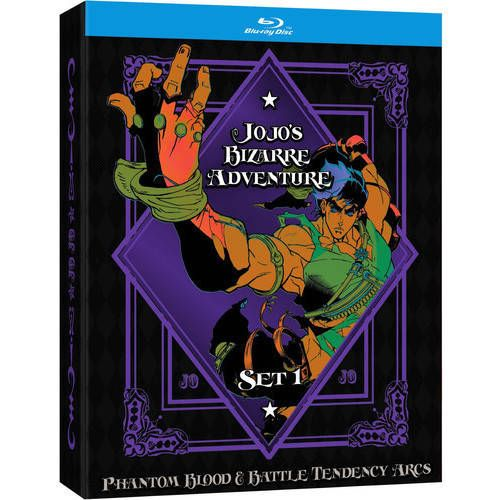 Buy JoJos Bizarre Adventure Set 1: Phantom Blood and Battle Tendency (Blu-ray) only $45.79  Today You can buy JoJo's Bizarre Adventure Set 1: Phantom Blood and Battle Tendency (Blu-ray) only $45.79 at Walmart store. This product is being trending now with discounted price.  Buy Now only $45.79. Limited Offer!  About this products  Brands:  Models:  Today Price: $45.79  Ratings: of 5 stars  Details Coming Soon.  The post Buy JoJos Bizarre Adventure Set 1: Phantom Blood and Battle Tendency…