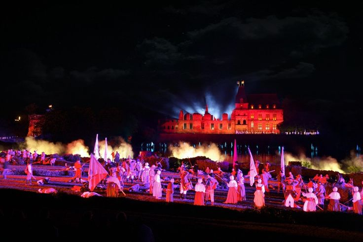 La Cinéscénie - Puy du Fou. A world-class night-time spectacle that plays on Friday and Saturday nights from June to September.