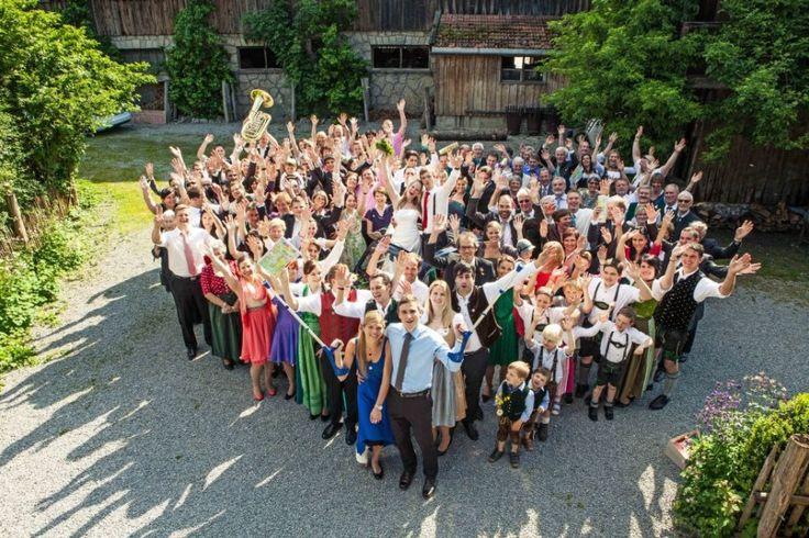 Bavarian wedding at Hasenöhrl-hof