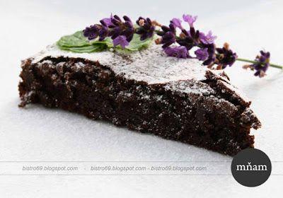 Bistro u starej mamy - recepty, rady a chute života: Čokoládová torta z talianska