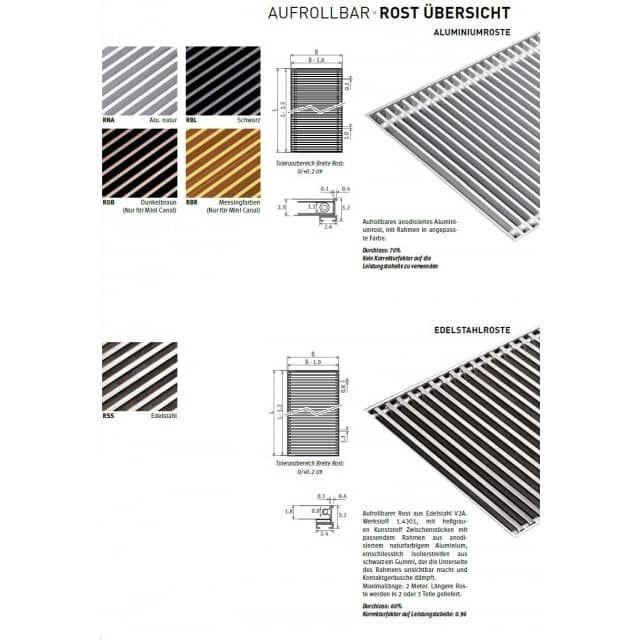 20 best bodenheizk rper unterflurkonvektor images on pinterest natural colors abdominal. Black Bedroom Furniture Sets. Home Design Ideas