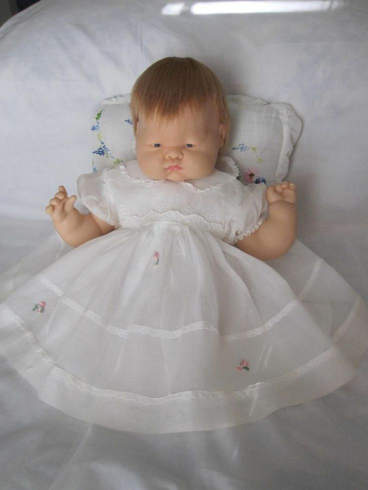 Vogue Baby Dear 18 Inch 1960 Sewing 4 Dolls Pinterest