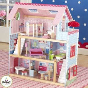 KidKraft Chelsea Dollhouse ....want!