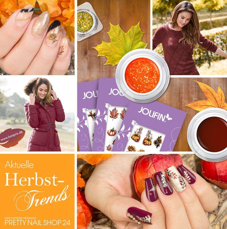 """#autumn #nails #nailart #color """"Bunt sind schon die Wälder…"""" und Eure Nägelchen? Der Herbst hat so viele schöne Farben und Muster zu bieten. Wir sind gespannt auf Eure Lieblingsdesigns für diese Jahreszeit. Eure Juliane"""