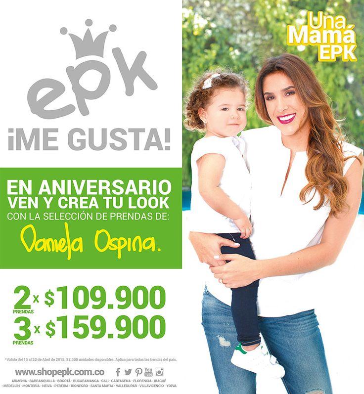 EPK COLOMBIA ¡Me Gusta! / Alamedas Centro Comercial #Piensaenti