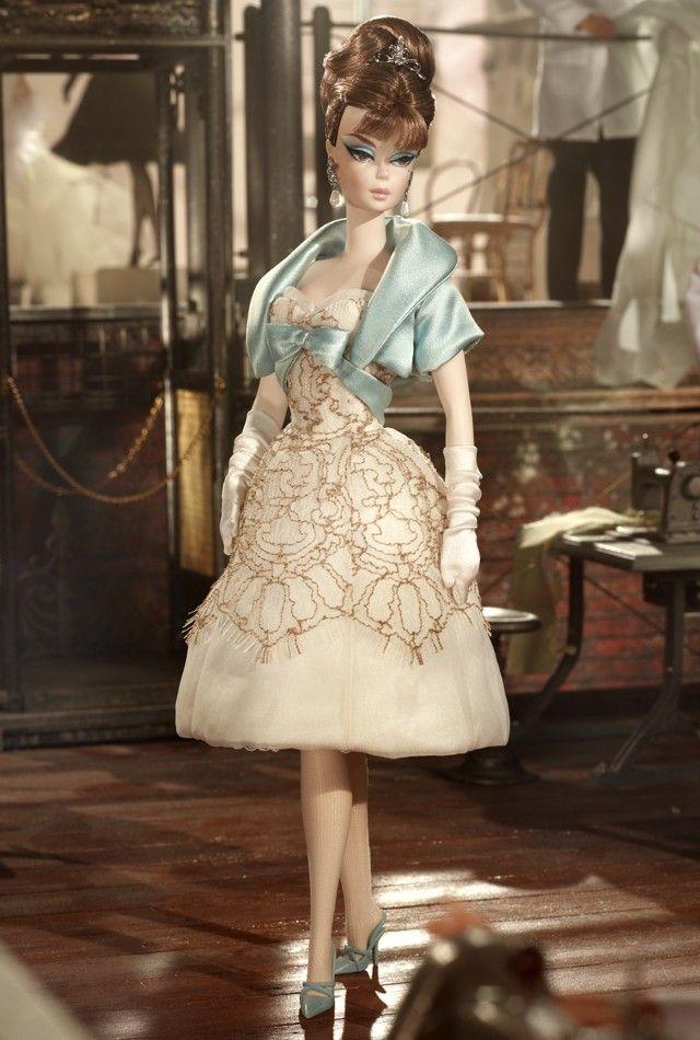 Party Dress Barbie Doll: Silkstone Barbie, Party Dresses, Party'S, Barbies, Parties, Barbie Dolls, Fashion Doll