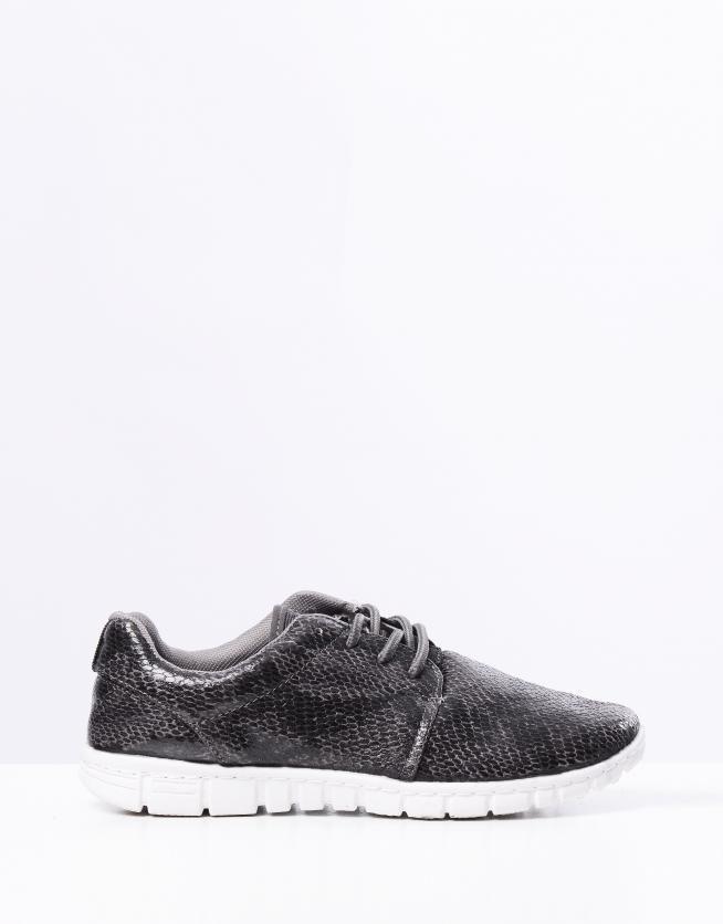 Sneaker Snake grijs