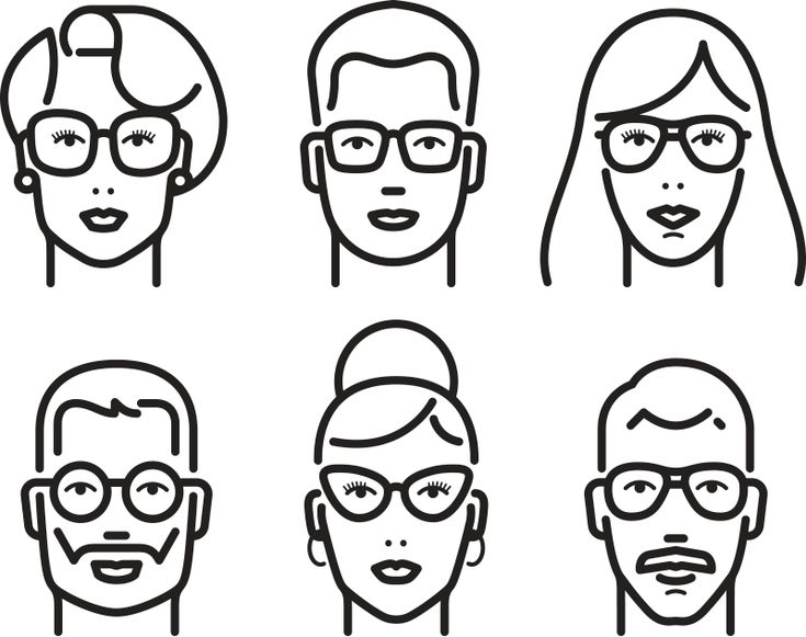 Character Design by Mikel Jaso #character #characterdesign #illustration #graphicdesign #face #person #minimal #comic #people #avatar