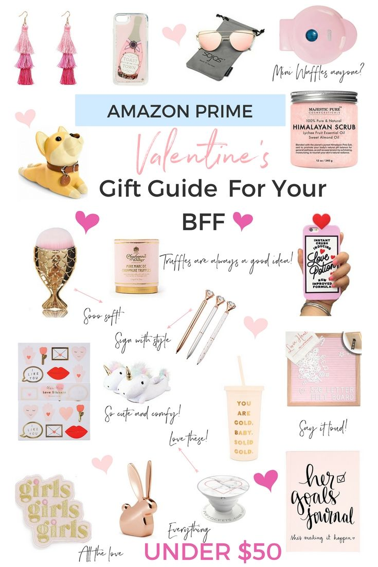 VALENTINE'S GIFTS FOR EVERYONE ON YOUR LIST
