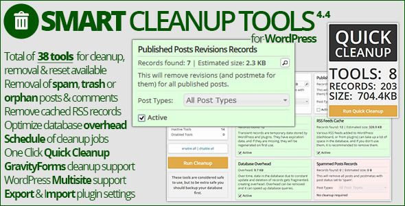Smart Cleanup Tools - http://wareznulled.com/smart-cleanup-tools/
