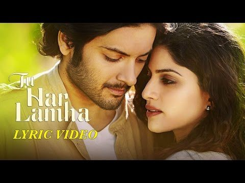 Tu Har Lamha - Khamoshiyan   Arijit Singh   New Full Song Lyric Video - YouTube