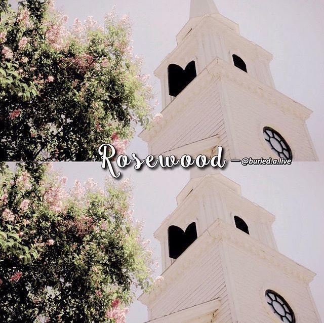 Rosewood 🎶🎶🎶