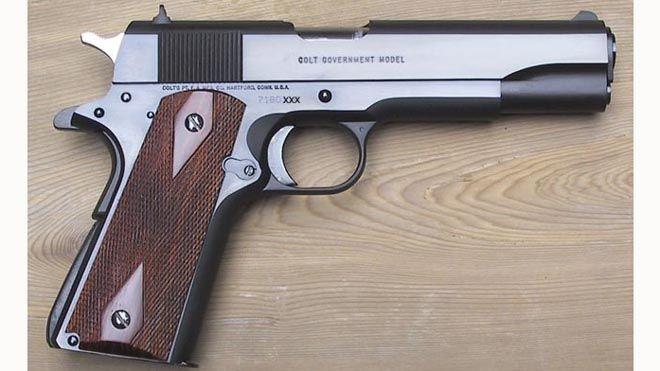 The M1911 Colt .45 | Fox News