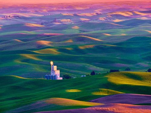Rolling Hills - Tuscany,Italy
