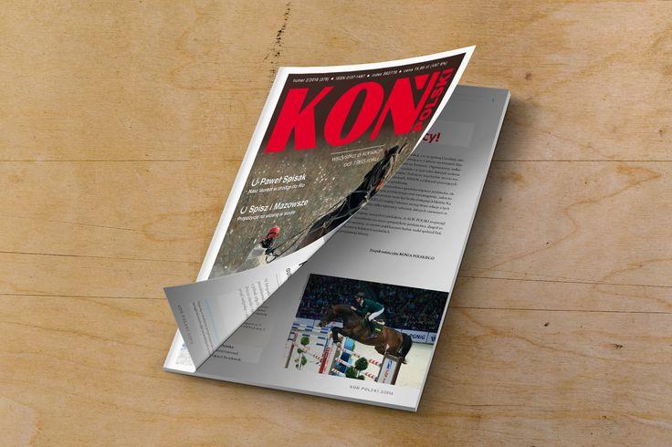 Cover Opening. February Koń Polski Magazyn