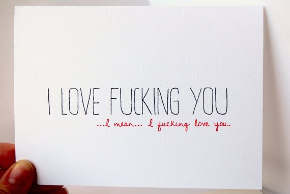 19 Unabashedly Sexual Valentines You Can Buy - BuzzFeed Mobile