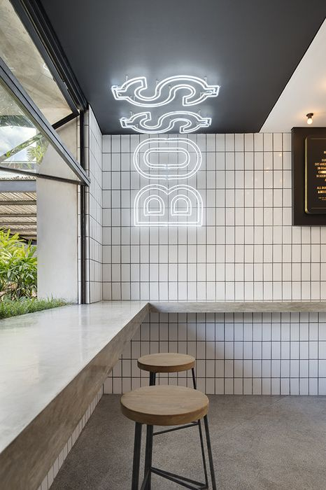 BO$$ MAN (Kuta, Indonesia), Asia Restaurant   Restaurant & Bar Design Awards