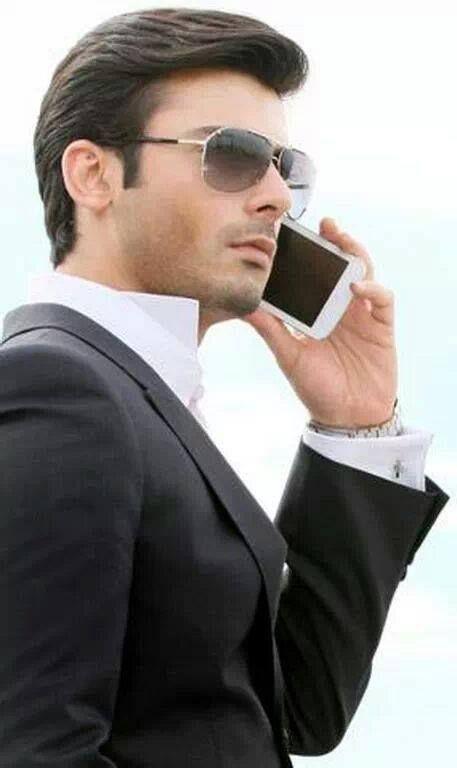 Fawad for Noir Q Mobile
