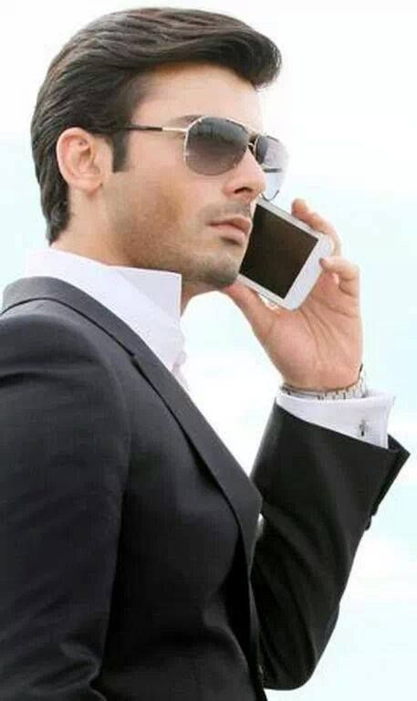 Fawad for Noir Q Mobile