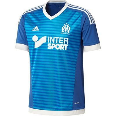 Adidas France Olympique de Marseille Third Shirt 2015/16 S11876 Olympique de Marseille Third Shirt 2015/16Show support for your favourite team with the Olympique de Marseille Third Shirt.Built with CLIMACOOL®, this Olympique de Marseille Third Shirt provides heat  http://www.MightGet.com/february-2017-2/adidas-france-olympique-de-marseille-third-shirt-2015-16-s11876.asp