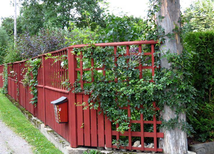rött staket - Sök på Google