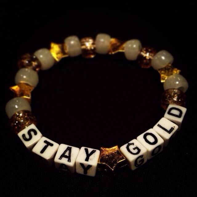 Stay Gold - Adventure club kandi