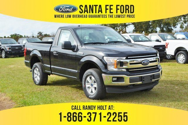 2018 Ford F 150 Xlt Automatic 2 Door 4x4 Ford F150 Ford F150