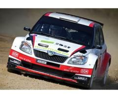 Skoda Fabia S2000 rally car for sale