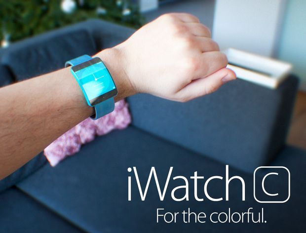 LG's P-OLED Display and Recruiting Medical Technology Experts Fuel Apple iWatch Rumors