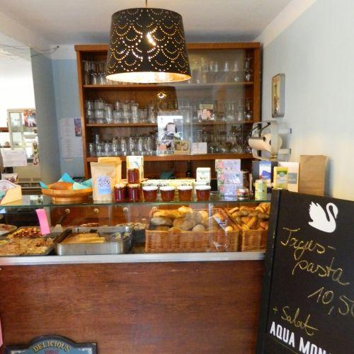 Pippi geht Frühstücken: Café Frühtau am Starnberger See   sei pippi, nicht annika