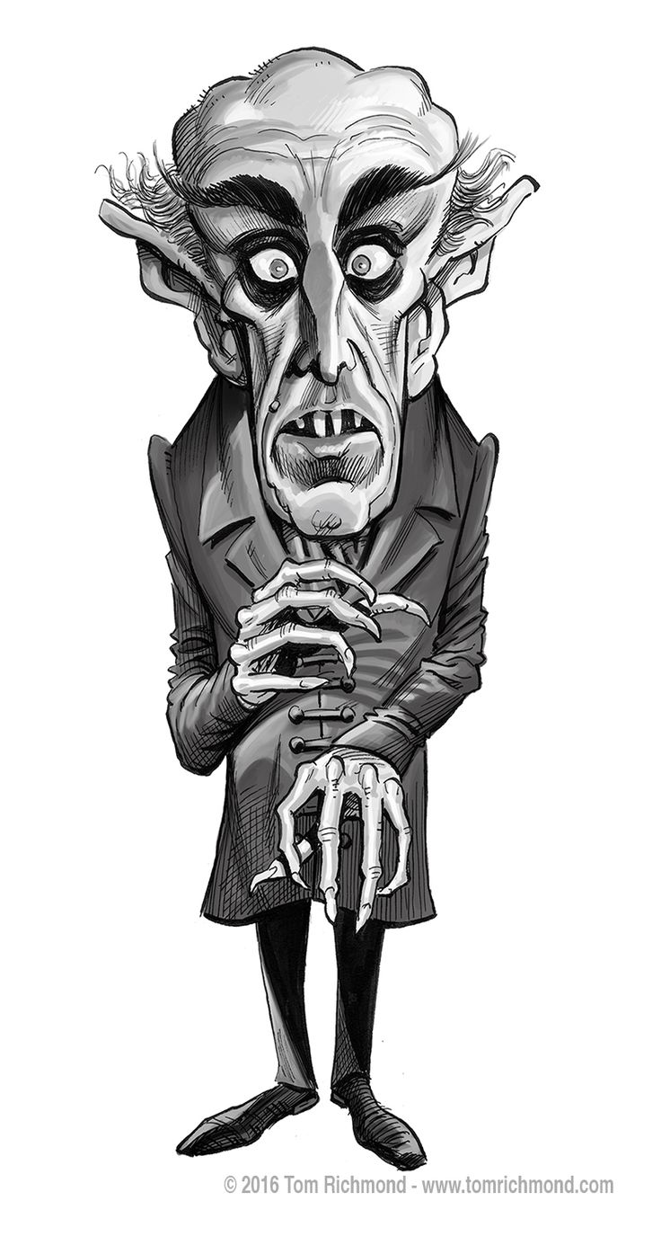 13 Days of Dracula- Max Schreck!