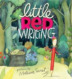 A hilarious and exuberant retelling of Little Red Riding Hood, in which a brave, little red pencil finds her way through the many perils of writing a story, faces a ravenous pencil sharpener (the Wolf 3000)... and saves the day.