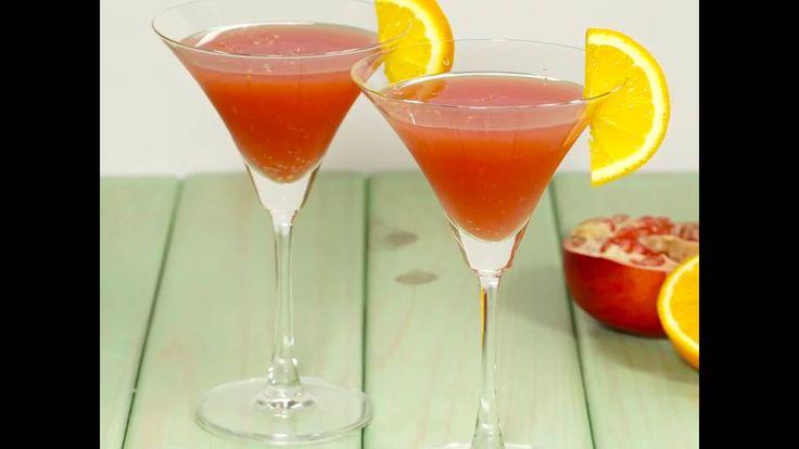 Tangerine Ginger Margarita