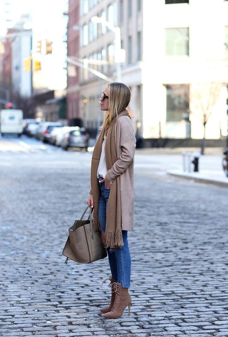 The Camel Scarf: My Top 5 Favorites | Brooklyn Blonde | Bloglovin'