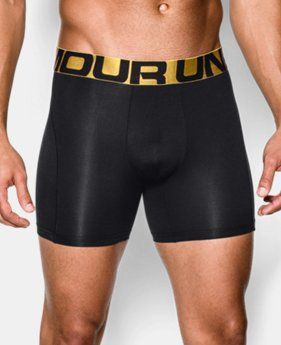 "Men's UA Elite Series 6"" Boxerjock®"