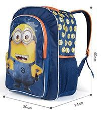 awesome Minion Backpack Kids School Bags for Boys Schoolbag Cartoon Backpacks For Children mochila escolar infantil sac a dos enfant Check more at http://hot3dprinting.com/products/minion-backpack-kids-school-bags-for-boys-schoolbag-cartoon-backpacks-for-children-mochila-escolar-infantil-sac-a-dos-enfant/