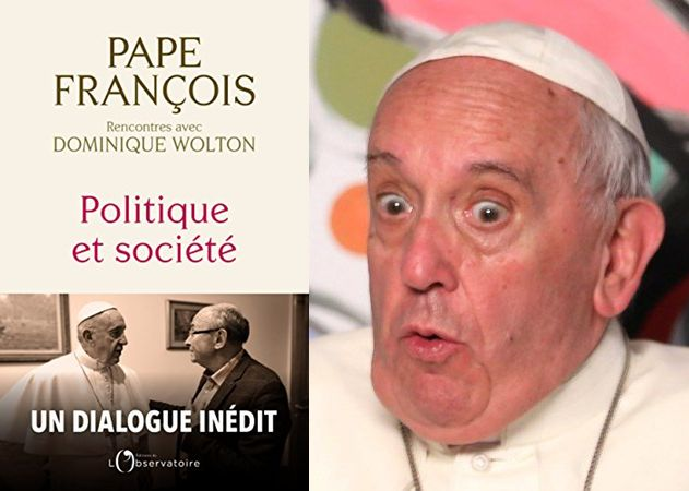Analyze This: Francis reveals he spent 6 Months in Therapy with Jewish Psychoanalyst  https://novusordowatch.org/2017/08/francis-jewish-psychoanalyst/
