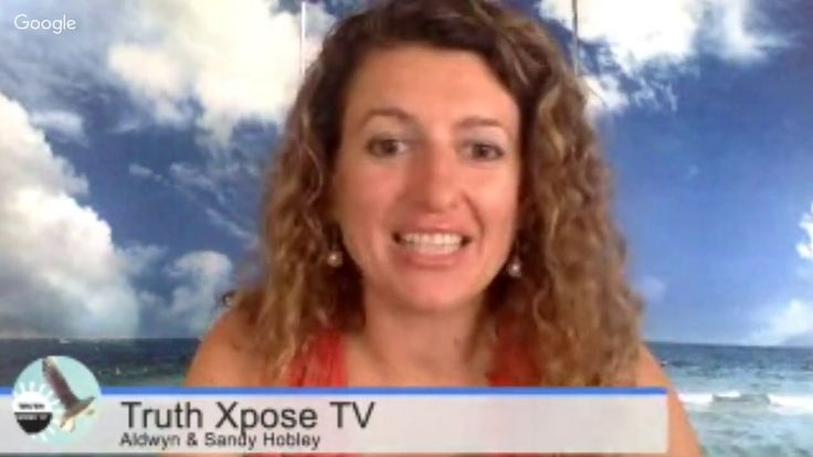 Truth Xpose TV – Aldwyn Altuney interviews Sandy Hobley